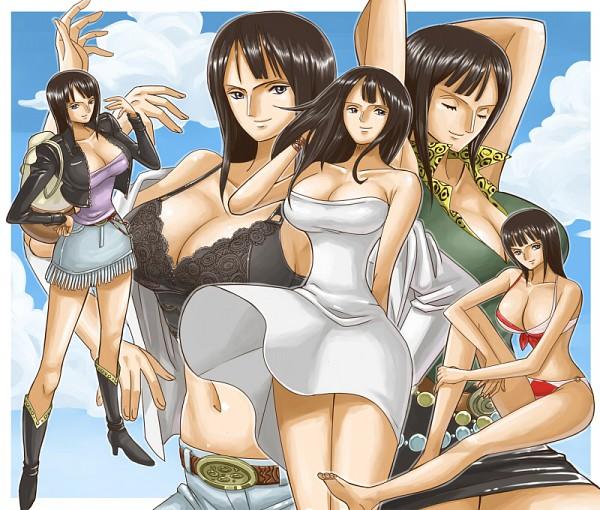Tags: Anime, Pixiv Id 27382, ONE PIECE, Nico Robin, Un Fleur, Fanart, Fanart From Pixiv, Pixiv