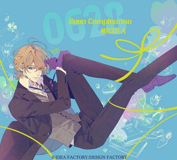 Tags: Anime, RiRi (Artist), Otomate, IDEA FACTORY, DESIGN FACTORY, Piofiore no Bansho, Nicola Francesca, Twitter, Official Art