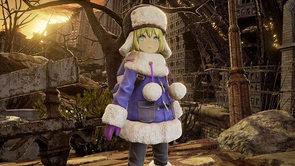 Tags: Anime, Bandai Namco Entertainment, CODE VEIN, Nicola Karnstein, HD Wallpaper, Wallpaper, 3D, 4K Ultra HD Wallpaper, Screenshot