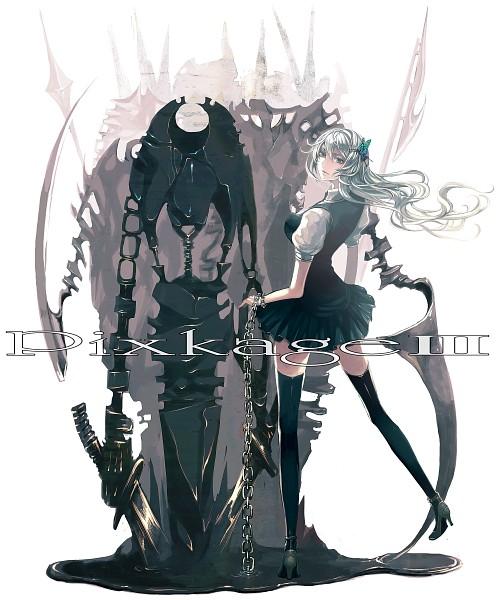 Tags: Anime, Nicole (Artist), Pixiv Shadow, Original, Pixiv