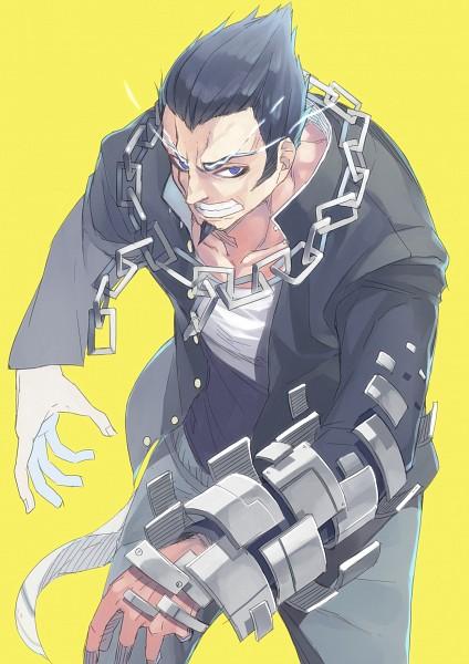 Tags: Anime, Haruba Negi, Super Danganronpa 2, Nidai Nekomaru, Pixiv, Fanart, Fanart From Pixiv
