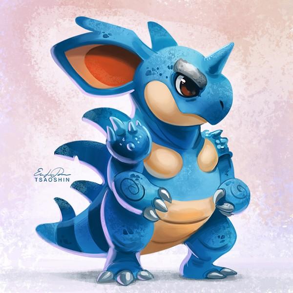 Nidoqueen - Pokémon