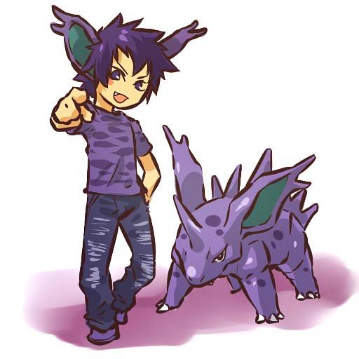 Nidorino - Pokémon