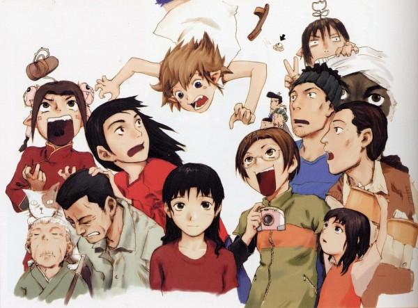 NieA Under 7 - Yoshitoshi Abe