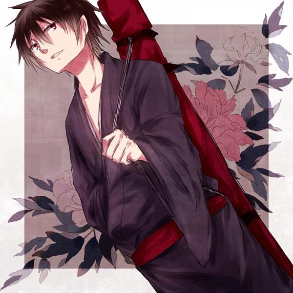 Tags: Anime, Haruse Amatou, The Miyama-Uguisu Mansion Incident, Night (The Miyama-Uguisu Mansion Incident), Peony, Fanart