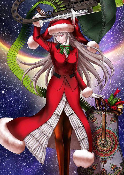 Nightingale (Santa) - Berserker (Florence Nightingale)