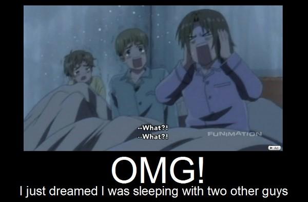 Nightmare - Sleeping