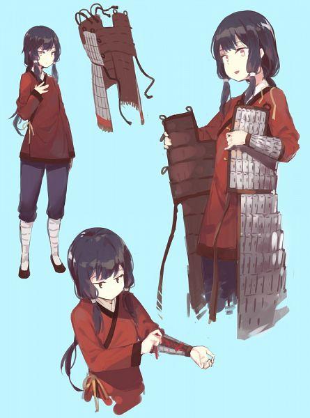 Tags: Anime, Nightmaremk2, Original