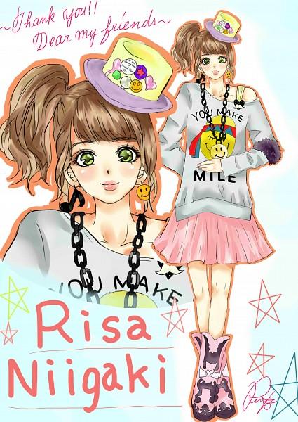 Niigaki Risa - Morning Musume