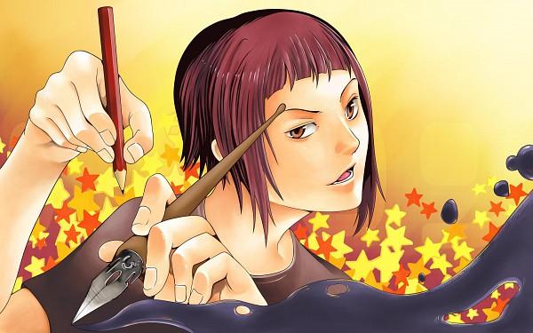 Tags: Anime, Bakuman。, Niizuma Eiji, Wallpaper