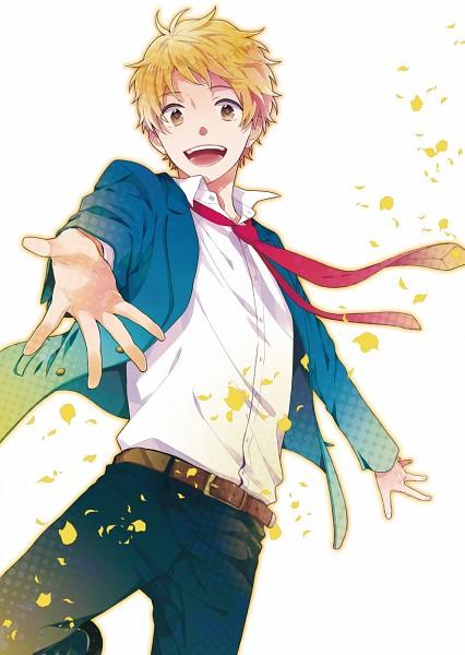 Tags: Anime, Mizuno Minami, Nijiiro Days, Hashiba Natsuki