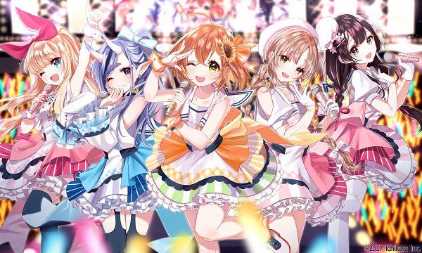 Tags: Anime, Misumi (sinsihukunokonaka), Mononobe Alice (Channel), Honma Himawari (Channel), Tsukino Mito (Channel), Nijisanji, Sister Claire (Channel), Rindou Mikoto (Channel), Mononobe Alice, Honma Himawari, Tsukino Mito, Sister Claire (VTuber), Rindou Mikoto