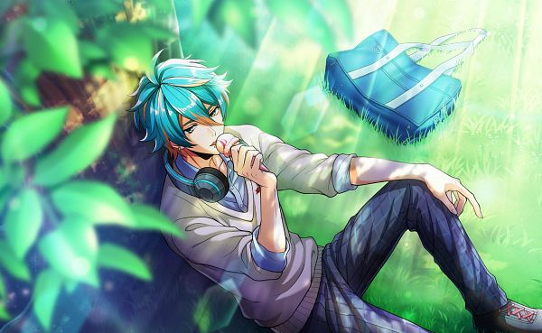 Tags: Anime, Argonavis from BanG Dream! AASide, Nijou Haruka, Official Card Illustration, Official Art