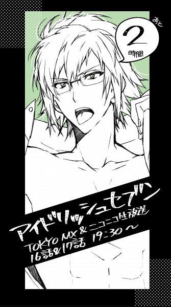 Tags: Anime, Tanemura Arina, IDOLiSH7, Nikaido Yamato, Official Art, Twitter