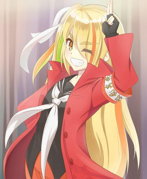 Tags: Anime, Pixiv Id 13822402, Zombieland Saga, Nikaidou Saki