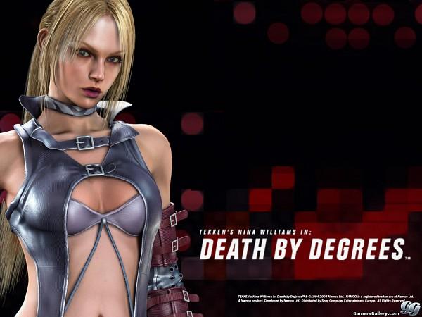 Tags: Anime, Tekken, Nina Williams