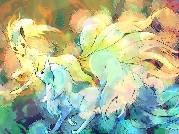 Ninetales - Pokémon