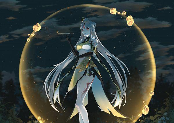 Tags: Anime, Pixiv Id 31501006, Genshin Impact, Ningguang