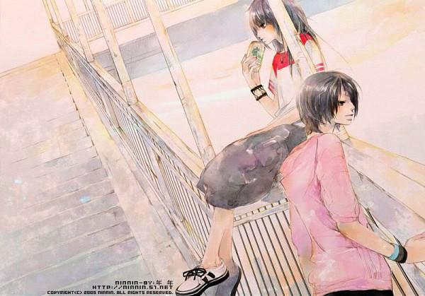 Tags: Anime, Ninnin (Pixiv2733159), Pixiv