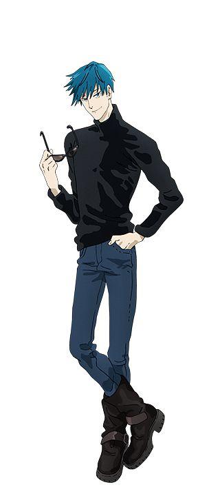 Nino (ACCA) - ACCA: 13-ku Kansatsu-ka