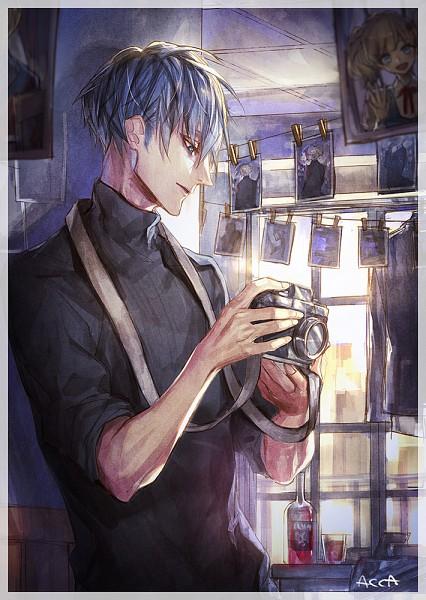 Tags: Anime, Pixiv Id 779905, ACCA: 13-ku Kansatsu-ka, Nino (ACCA), Pixiv, Fanart, Fanart From Pixiv