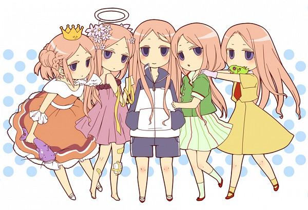 Tags: Anime, Pixiv Id 769103, Arakawa Under the Bridge, Nino (Arakawa), Venus to Jesus, Pixiv, Wallpaper, Artist Request, Fanart