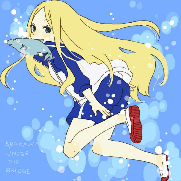 Tags: Anime, yukke, Arakawa Under the Bridge, Nino (Arakawa), Pixiv, Fanart