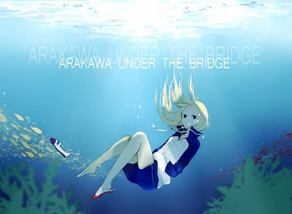 Tags: Anime, Gmanee, Arakawa Under the Bridge, Nino (Arakawa), Pixiv