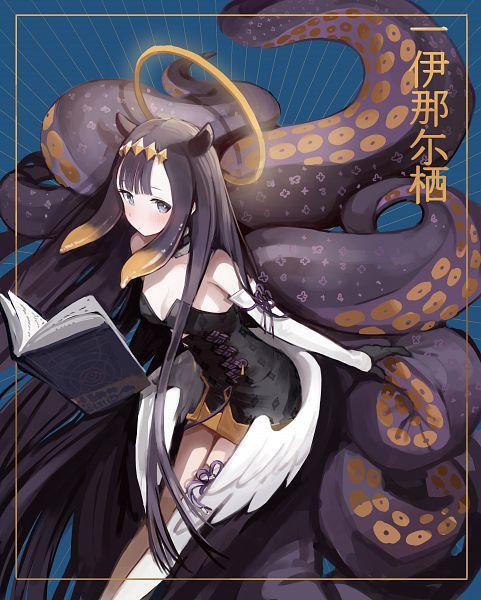 Tags: Anime, Pixiv Id 20714093, Ninomae Ina'nis Ch., Hololive, Ninomae Ina'nis