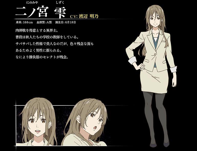 Ninomiya Shizuku - Kyoukai no Kanata