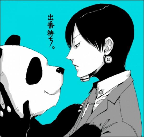 Tags: Anime, GANTZ, Hoi Hoi (GANTZ), Nishi Joichiro