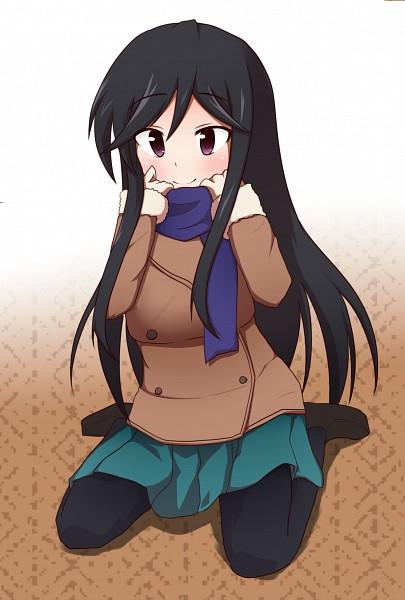 Tags: Anime, Pixiv Id 475504, A Channel, Nishi Yuuko