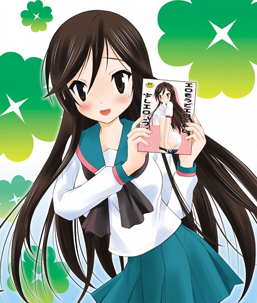 Tags: Anime, Takeshita Kenjirou, A Channel, Nishi Yuuko