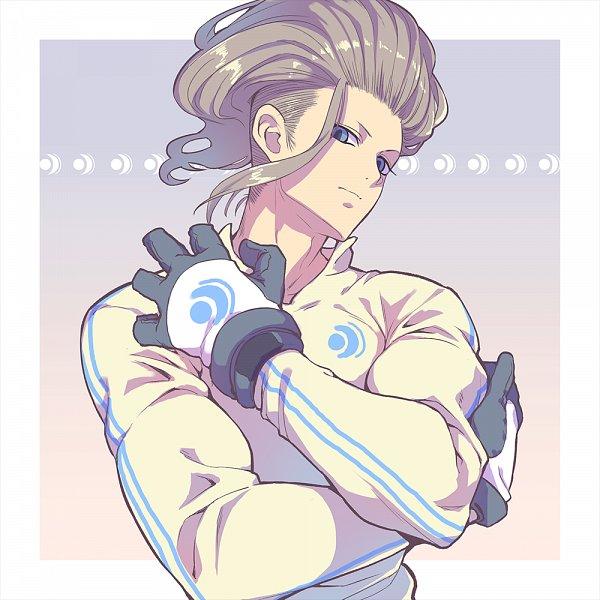 Nishikage Seiya (Duske Grayling) - Inazuma Eleven: Ares no Tenbin