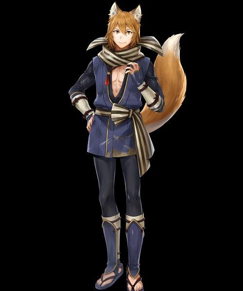 Nishiki (Fire Emblem) (Kaden (fire Emblem)) - Fire Emblem If