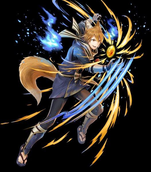Tags: Anime, Kusugi Toku, Intelligent Systems, Fire Emblem Heroes, Nishiki (Fire Emblem), Official Art, Kaden (fire Emblem)