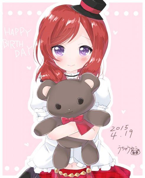 Tags: Anime, Pixiv Id 6367504, Love Live!, Nishikino Maki, Pixiv, Bokura wa Ima no Naka de