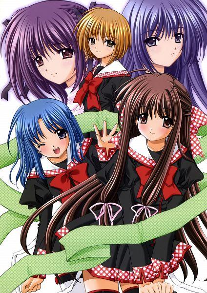 Tags: Anime, Nishimata Aoi, Vivid, Final Approach, Masuda Shizuka, Pixiv