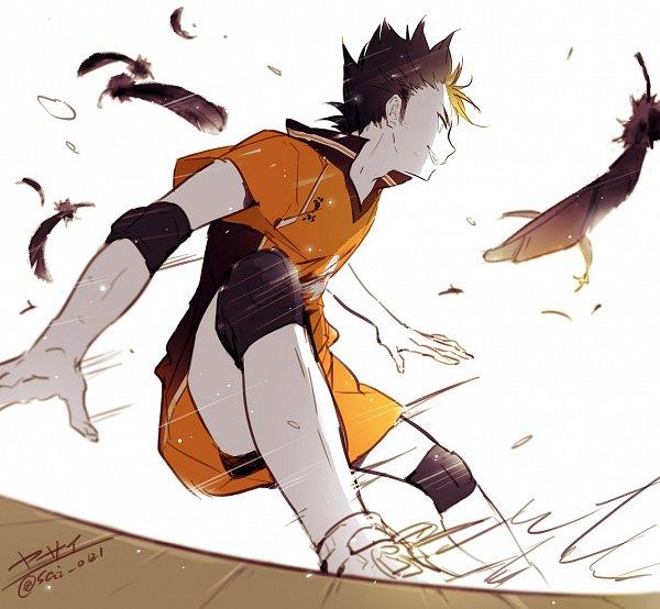 Haikyuu Nishinoya Manga: Image #2214954