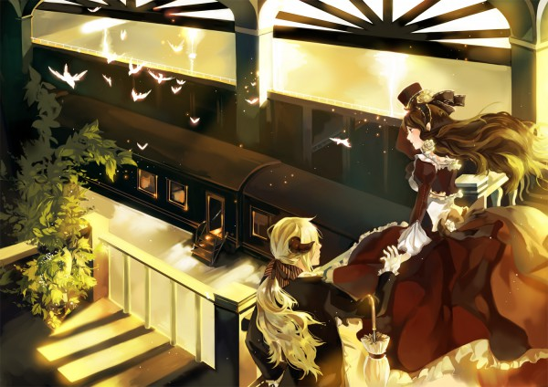 Tags: Anime, Nisoniso, deviantART, Pixiv, Original