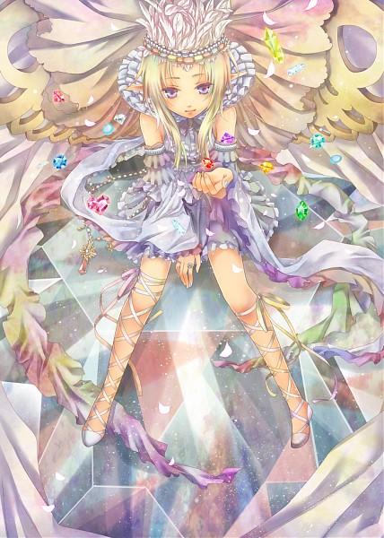 Tags: Anime, Nitou Akane, Original, Pixiv