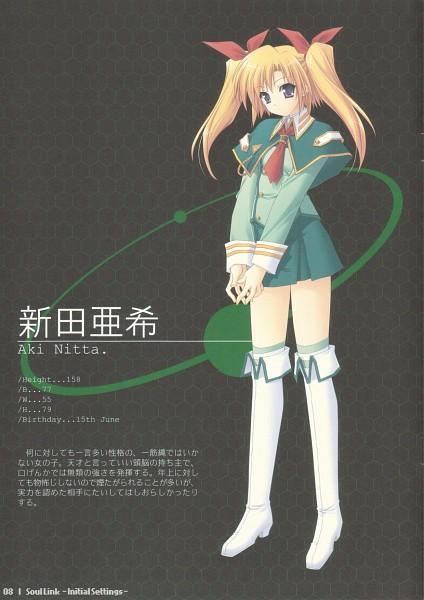 Nitta Aki - Soul Link