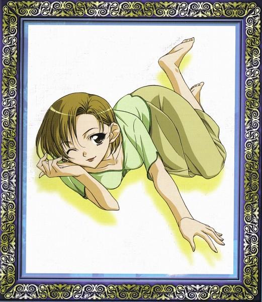 Tags: Anime, D.N.Angel, Niwa Emiko