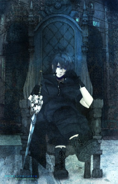 Tags: Anime, Nixete, Final Fantasy XV, Noctis Lucis Caelum, Pixiv, Fanart From Pixiv, Fanart, Mobile Wallpaper, deviantART, Fanart From DeviantART