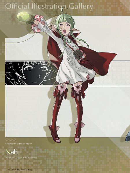 Nn (Fire Emblem) (Nah) - Fire Emblem: Kakusei