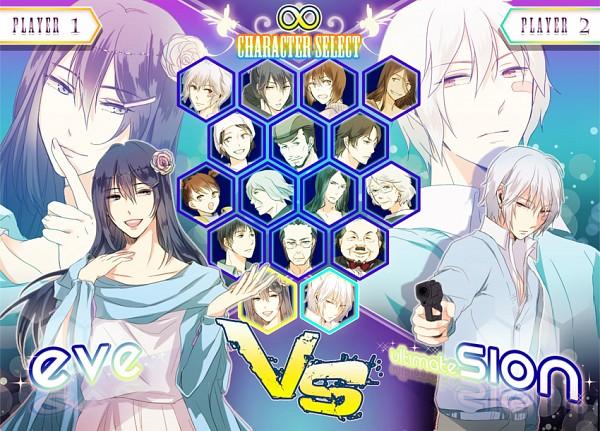 Tags: Anime, Shinsu.Ke, No.6, Eve (Nezumi), Shion (No.6), Nezumi (No.6), Karan, Inukashi, Rikiga (No.6), Safu, VS, Pixiv