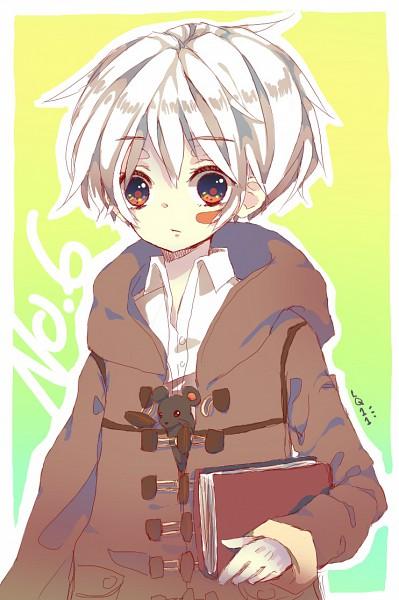 Tags: Anime, No.6, Shion (No.6), Pixiv