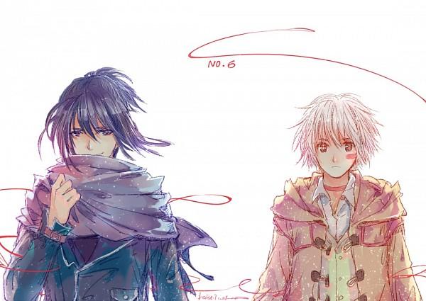 Tags: Anime, Beast7, No.6, Shion (No.6), Nezumi (No.6), Pixiv, Fanart