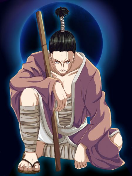Nobunaga Hazama - Hunter x Hunter