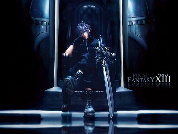 Tags: Anime, Final Fantasy XV, Noctis Lucis Caelum